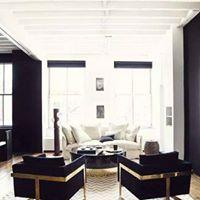 סלון בסגנון מודרני. עוצב על ידי המעצב <a href='/designers?des_id=2436'>נדה ניסני</a>